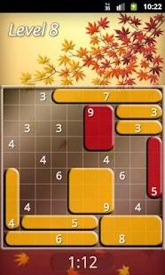 Shiki Puzzles Free- screenshot thumbnail