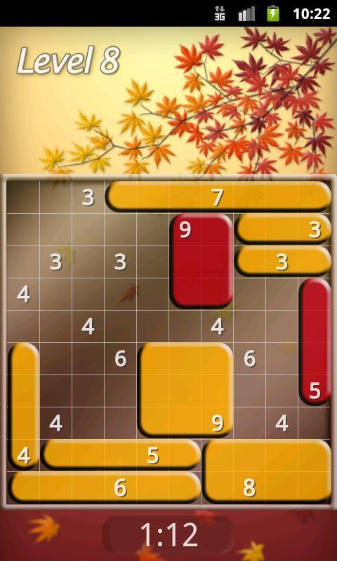 Shiki Puzzles Free- screenshot