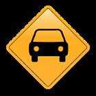 Biển báo giao thông icon