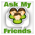 Ask My Friends logo