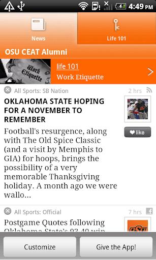 Oklahoma State University CEAT