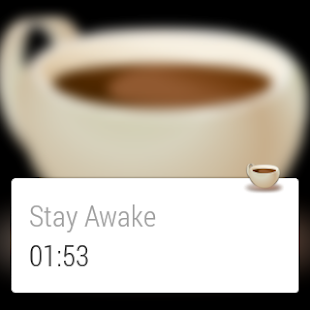 Wear - Stay Awake- screenshot thumbnail