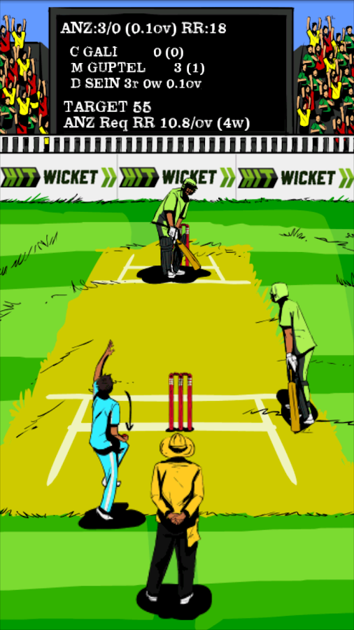 Hit Wicket Cricket - Australia- screenshot