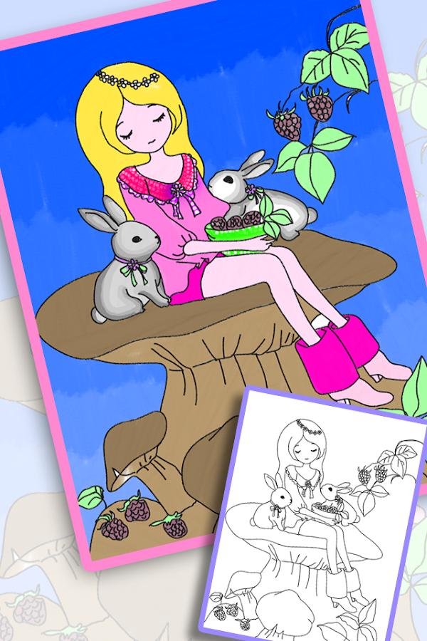 Coloring Book - screenshot