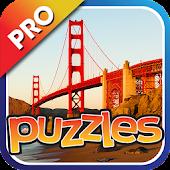 Famous Bridges Puzzles Pro