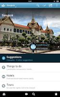 Screenshot of Bangkok Travel Guide Triposo