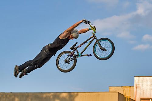Aviator by Miroslav Socha - Sports & Fitness Cycling