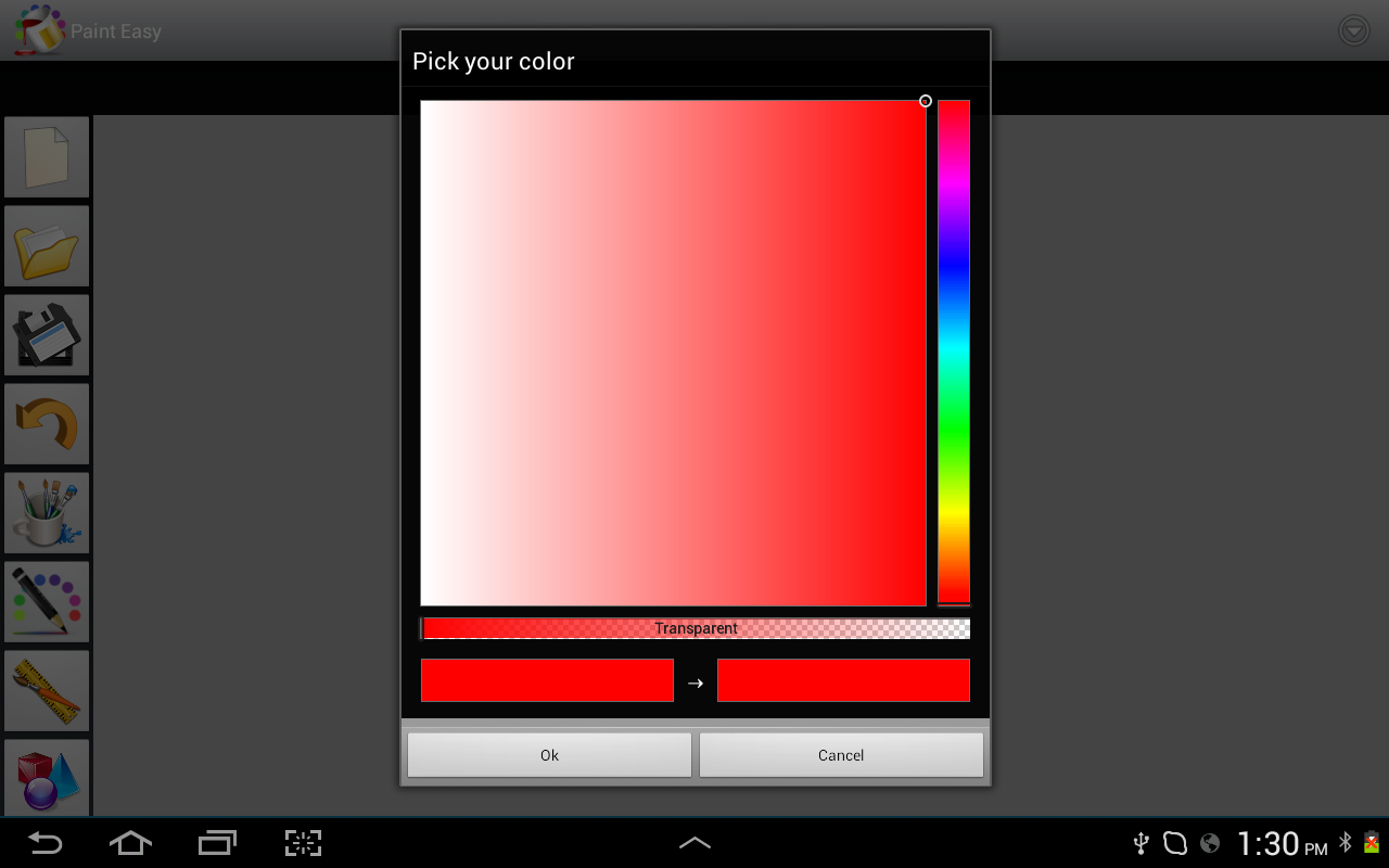Paint Easy: Layer based- screenshot