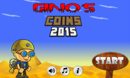 Jungle Gino's Coins