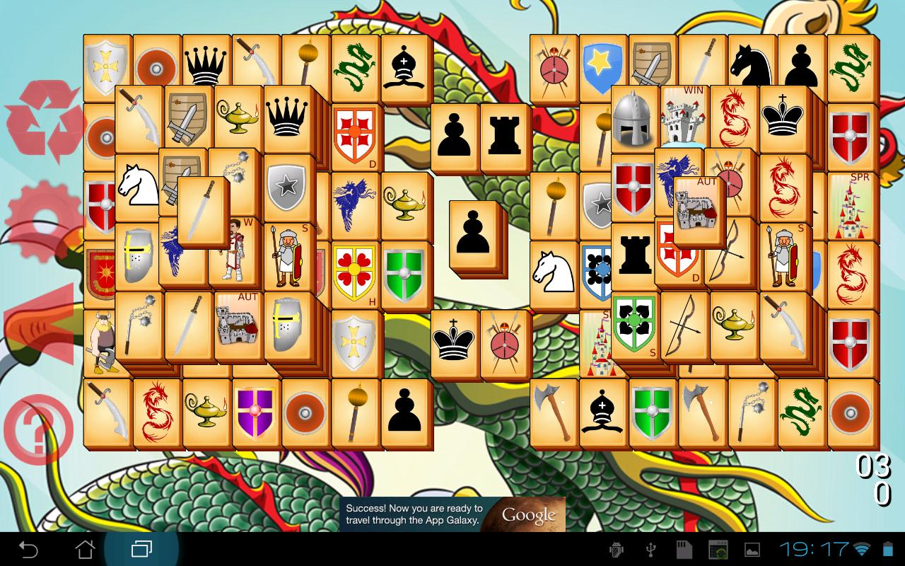 Mahjong HD- screenshot