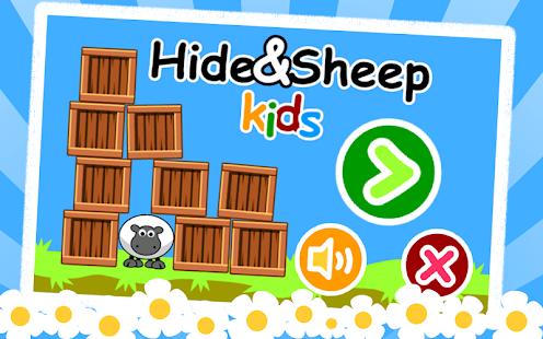 Hide Sheep kids FREE