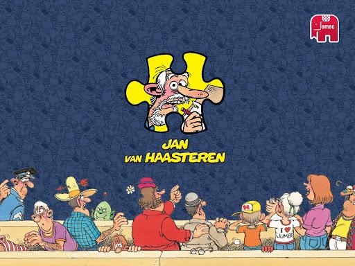 Jan van Haasteren Puzzles