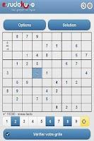 Screenshot of e-sudoku.fr