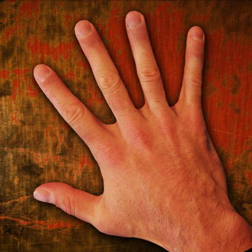 五指圓角(經典的酒吧遊戲) 休閒 App LOGO-APP試玩