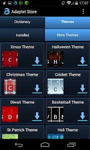 Adaptxt Keyboard v3.0