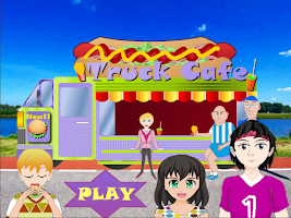 Screenshot of Truck Cafe FV