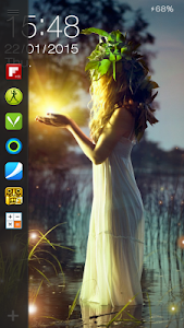 Firefly Girl Live Locker Theme v1.00