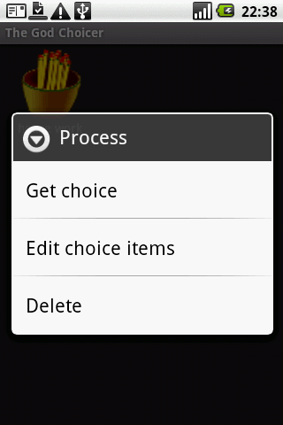 Super Choicer Pro - screenshot