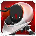 Ultimate Ninja Run Game icon