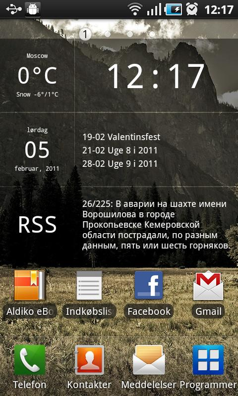 Glass Widgets Unlocker - screenshot