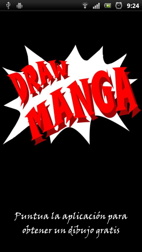 Draw Manga- screenshot