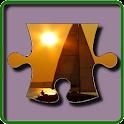 Drifting Jigsaw Puzzle : free icon