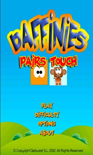 DAFFINIES - Memory Game Free