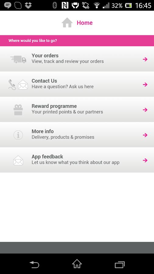 printed.com - screenshot
