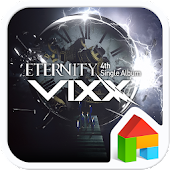 VIXX ETERNITY dodol theme