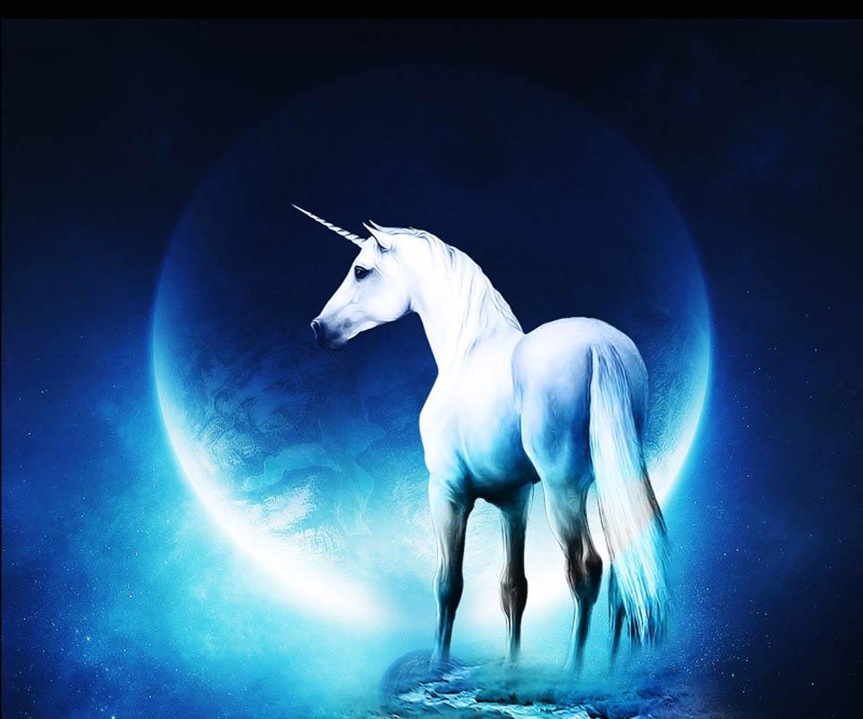 unicorn horse 3d digital - photo #30