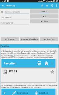 Ist mein Zug pünktlich? - screenshot thumbnail