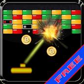 Bitcoin Breaker Arkanoid