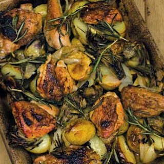 Chicken Potatoes Onions Recipes.