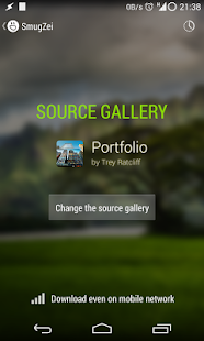 SmugZei (SmugMug for Muzei)- screenshot thumbnail