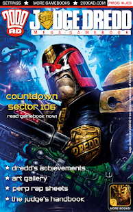 Judge Dredd: Countdown Sec 106 Screenshot 9