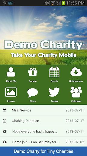 Demo Charity