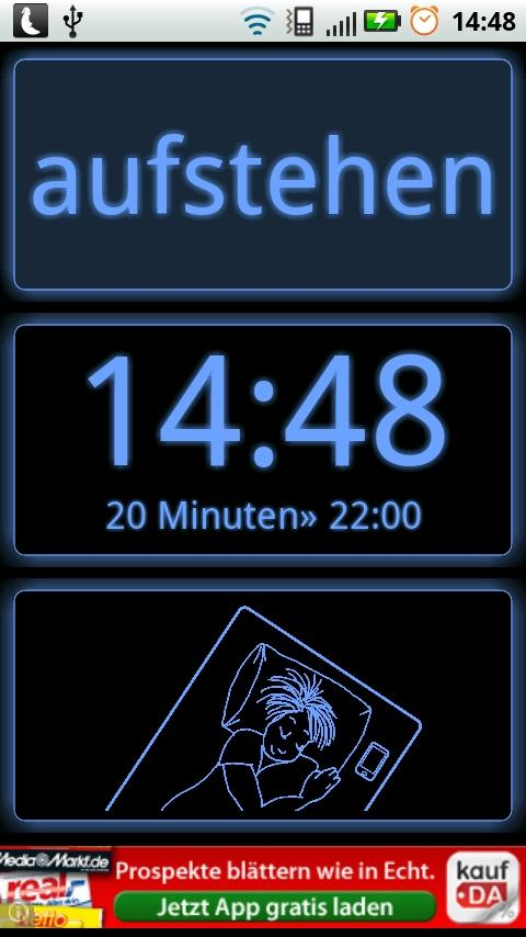 Smooth Alarm Clock (mp3)- screenshot