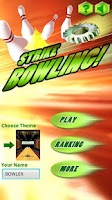 Screenshot of Strike Bowling