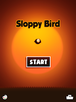 Screenshot of Sloppy Bird - Flappy Adventure