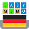 Easy Memo: Learn German icon
