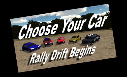 Drift Rally Simulator