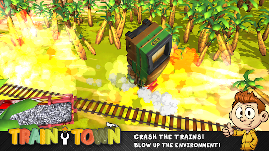 Train Town: Build & Explore v1.0