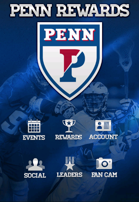 Penn Rewards 2.0 - screenshot