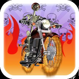Bone Rider – Moto Extreme for PC and MAC