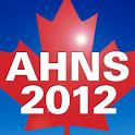 AHNS 2012 icon