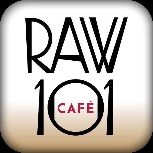 Raw 101 Cafe 商業 App LOGO-APP試玩