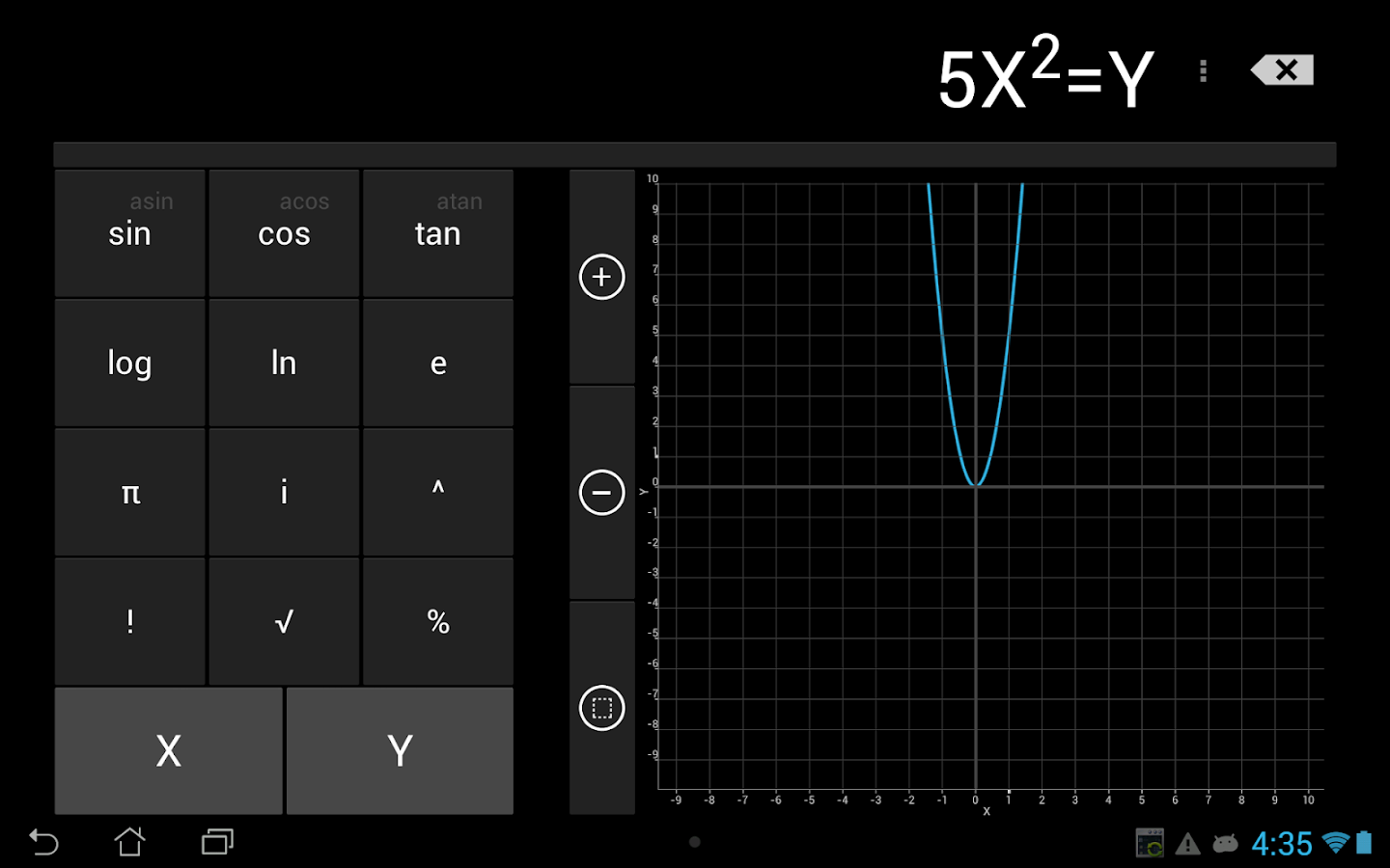 Calculator Donate(CyanogenMod) - screenshot