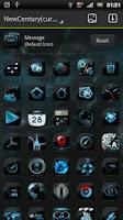 Screenshot of Newcentury GO LauncherEX Theme