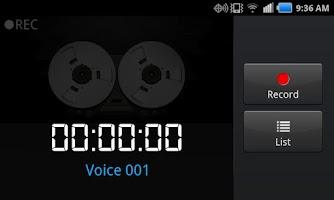 Screenshot of Ringtone Maker Free