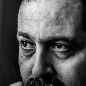 rabo by Alex Kapmar - Black & White Portraits & People ( alex test,  )